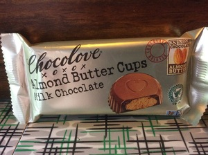 Chocolove Almond Butter Cups